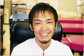 はっしん接骨院 院長 服部 慎也(はっとり しんや)のイメージ